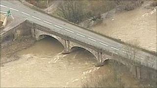 Calva Bridge, Workington