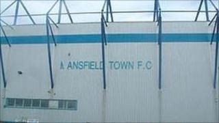 Mansfield Town's ground