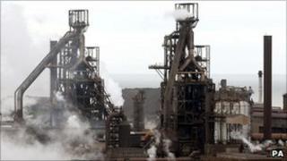 Tata Steel at Port Talbot