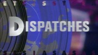 Dispatches logo