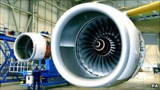 Rolls-Royce Trent engines