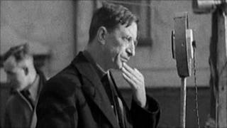 Eamon De Valera, Fianna Fail's founder,