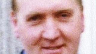 Murder victim, Victor Stewart