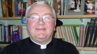 Reverend Richard Tillbrook