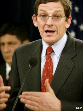 Marc Grossman (file image)