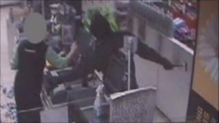 Co-op robbery