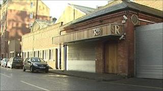 A number of inspections were carried out at Rain nightclub in Tomb Street