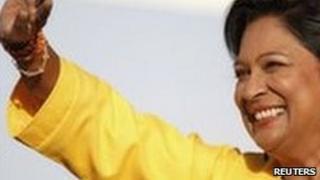 Kamla Persad-Bissessar - file photo