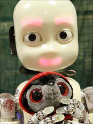The iCub robot