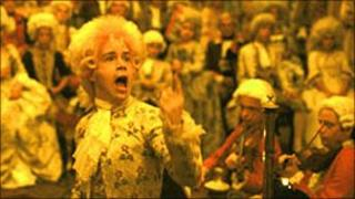 Tom Hulce as Mozart