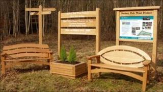 Norbury Park Wood Products (from Surrey Wildlife Trust)