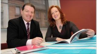 Martin Bradley and Shona McCarthy