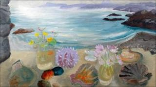 Sea Treasures by Winifred Nicholson. Pic: Bonhams