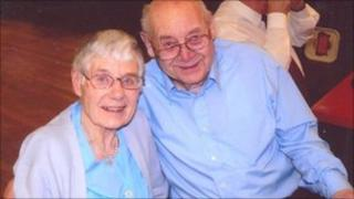 Peggie and Stanley Wilson