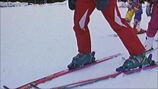 Skiing - generic