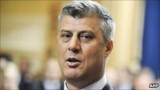 Hashim Thaci. Photo: 22 February 2011