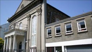 Baptist Church in Jersey