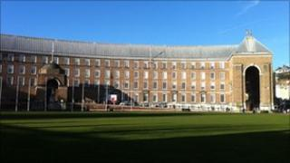 Bristol's Council House on College Green