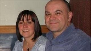 Lisa and Andy Davis