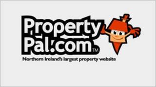The advert claimed it was NI's largest property website