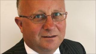 Rochdale chief executive Roger Ellis