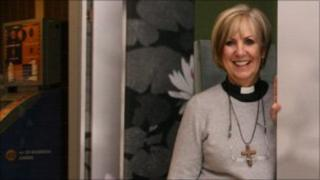 The Reverend Jane McKelvey