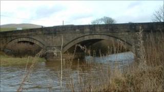 Whitehill Bridge
