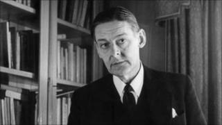 TS Eliot in 1950