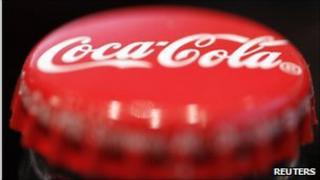 Coca-Cola top