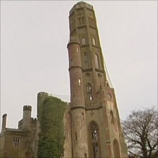 Hadlow Tower