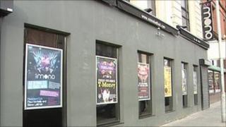 Club Mono in Ann Street was one of eleven assets frozen