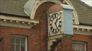 John Smith Clockmakers in Derby