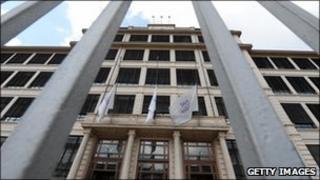 FIAT headquarters