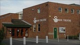 Worcester's Swan Theatre