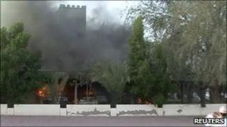 Unrest in Sohar 27 Feb 2011