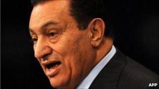 Hosni Mubarak - 18 May 2008