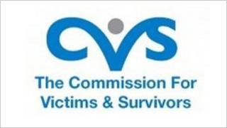 Victims Commission logo