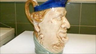 A toby jug