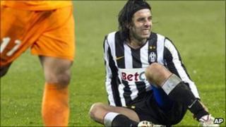 """Juventus"""" Jorge Martinez"""