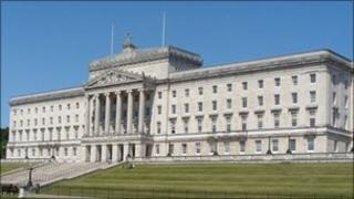 NI Parliament Buildings