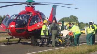 Wales Air Ambulance