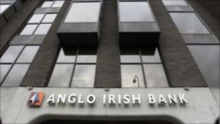 Castle Street Inns came under pressure from Anglo Irish Bank