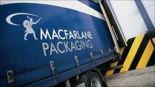 Macfarlane truck