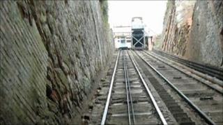 Bridgnorth funicular railway