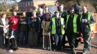 Volunteers in St Albans