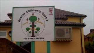 Acorn children's centre