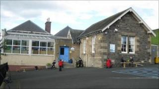 Glendinning Terrace Primary School (picture courtesy of the school)