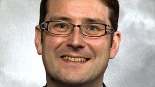 John Stewart [Pic: Aberdeen City Council]