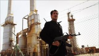 Libya guard