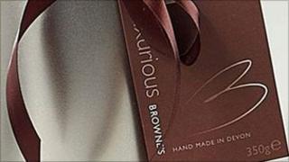 Browne's Chocolates